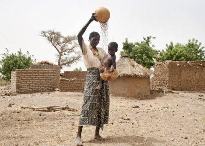 Tampelin, Burkina Faso (2013): Sviluppo socio-economico per le donne del villaggio di TOUG METENGA