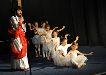 Scutari, Albania (2013): programma educativo per giovani svantaggiati della periferia