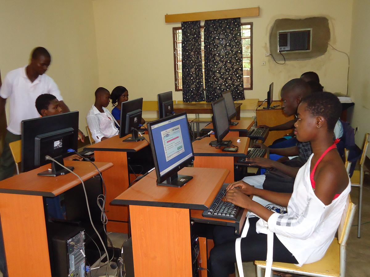 Korhogo, Costa D'Avorio (2013): Sviluppo socio-economico della parrocchia 'Notre Dame de Fatima'
