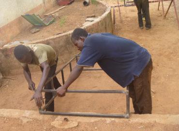 Bombouaka, Togo (2014): intervento a favore del centro per disabili