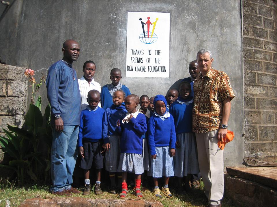 Realizzazione di un pozzo in Kenya (Fondazione Don Orione Onlus)