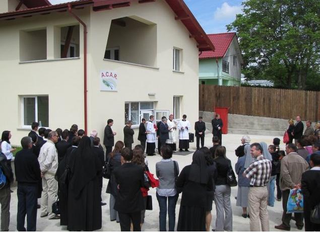 Iasi, Romania, Fondazione Don Orione per il recupero degli alcolisti