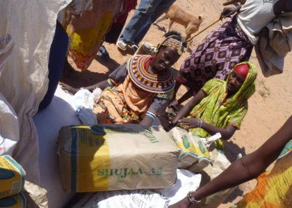 Marsabit, Kenya (2011): Emergenza Siccità
