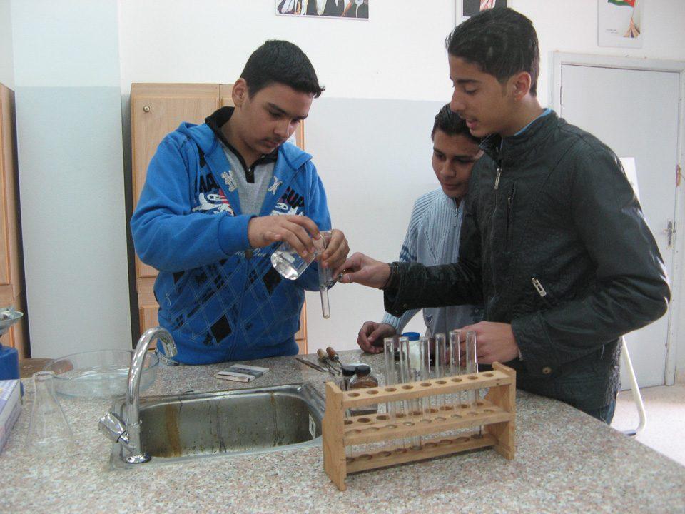 Zarqa, Giordania (2011): Uniti siamo più forti