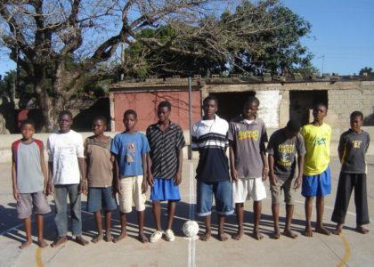 Maputo, Mozambico (2010): Impariamo, giochiamo e salviamo le nostre vite