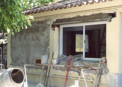 Cordoba, Argentina (2010): ristrutturazione locali Cottolengo Don Orione
