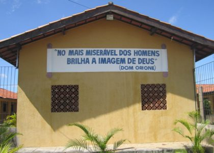 Caucaia, Brasile (2010): Una sala di fisioterapia per migliorare il nostro futuro