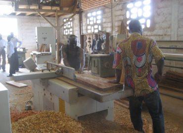 Bonoua, Costa D'Avorio (2008): Promuovere lo sviluppo professionale per i giovani locali