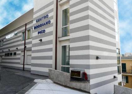 Boggiano Pico, Italia (2010): Iniziativa a completamento del centro di riabilitazione