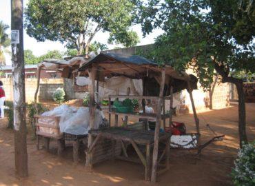 Maputo, Mozambico (2010): progetto di lotta alla fame e alla malnutrizione infantile