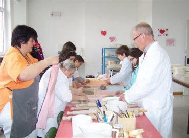 Udine, Italia (2010): insieme ci sosteniamo