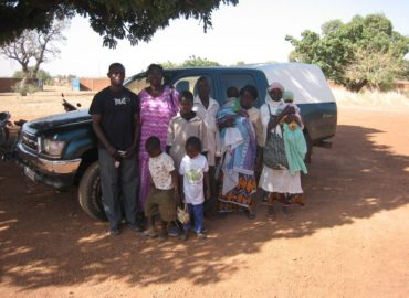 Ouagadougou, Burkina Faso (2004)
