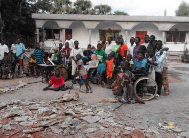 """Bombouaka, Togo (2015): """"Una casa per tutti"""""""