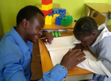 "Kandisi, Kenya (2015): ""Kandisi per bambini e giovani disabili"""