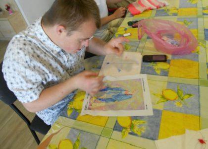 Leopoli, Ucraina (2015): Sostegno al Centro Accoglienza Adulti Disabili di Leopoli