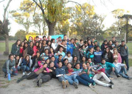 Claypole, Argentina (2015): Sostegno alla Scuola del Patronato di Claypole