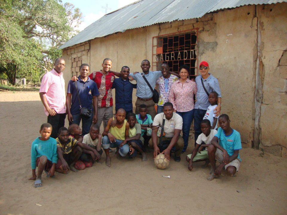 XaiXai, Mozambico (2015): Sostegno alla nuova Missione di XaiXai