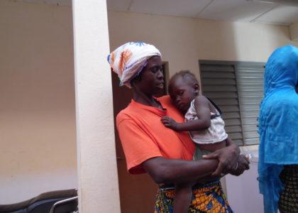 "Tampelin, Burkina Faso (2015) ""Sosteniamo la salute a Tampelin"""
