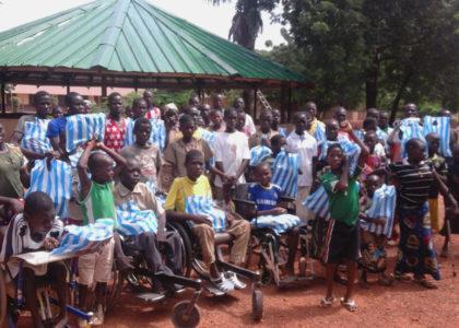 Bombouaka, Togo (2016): Sostegno al Don Orione Centre.