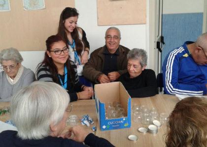Selargius, Italia (2016): Centro assistenza malati di alzheimer e disabili psichici.