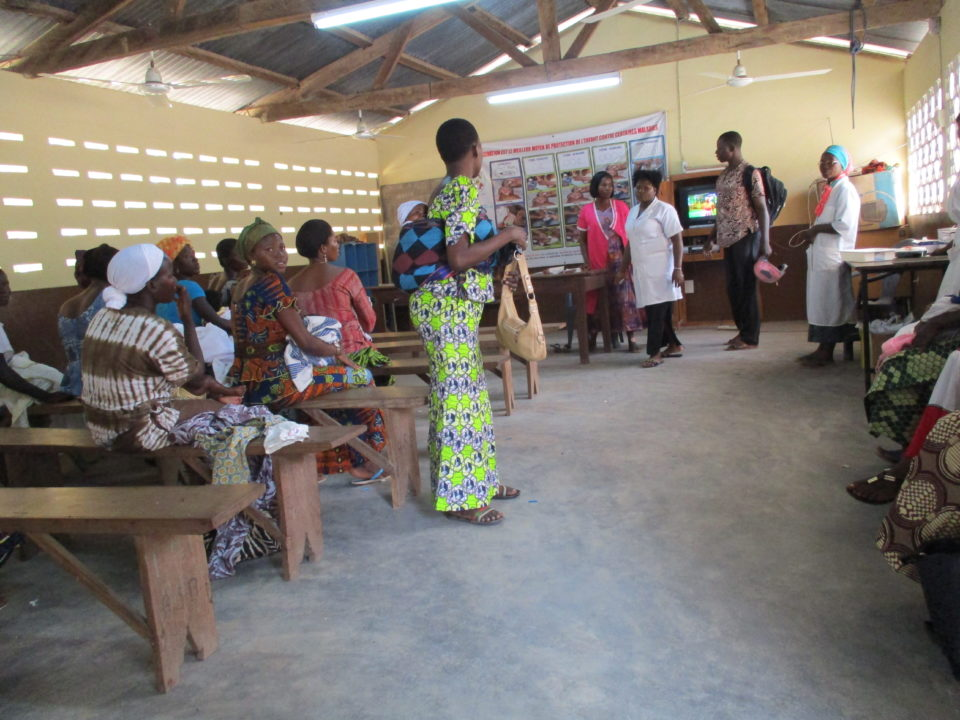 "Baga,Togo ( 2017) ""Sostegno socio sanitario per la Parrocchia San Giuseppe"""