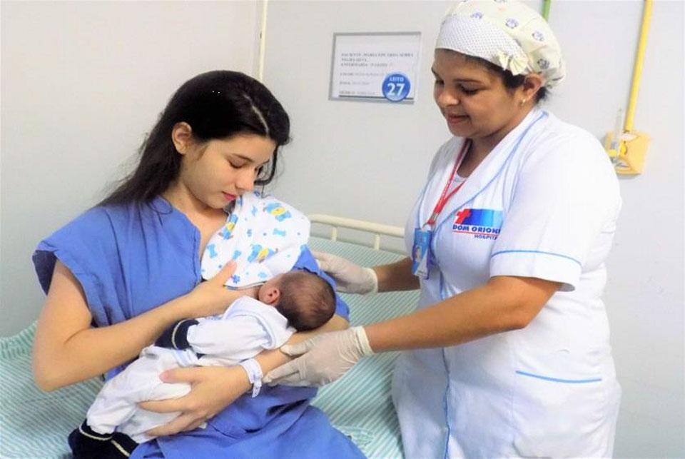 """Araguaina, Brasile (2017) """"Modernizzazione del parco tecnologico dell'ospedale don Orione"""""""