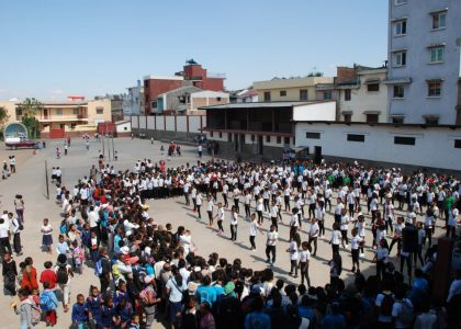 Anitahazo, Madagascar – Scuola elementare e media Papa Giovanni XXIII (2018)