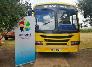 Kenya, Kandisi (2019)- Improvement of the facilities of the Orione Community Training Centre of Kandisi (2019)