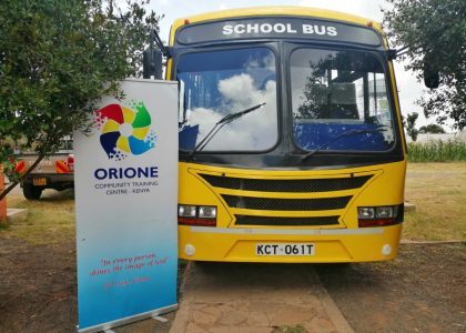 Kenya_Improvement of the facilities of the Orione Community Training Centre of Kandisi (2019)
