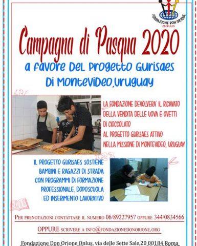 Campagna di Pasqua 2020